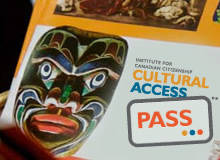 Canada Cultural Access Pass